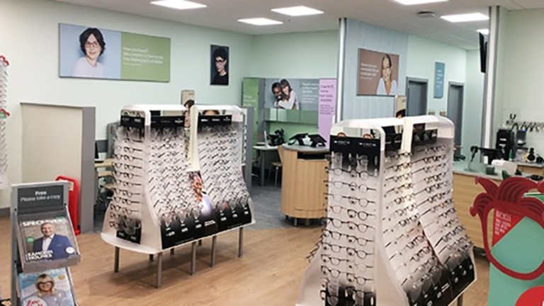 16th scheme for Specsavers completed by Monaghans